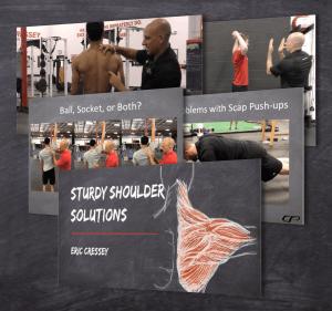 DVD Soluções do ombro