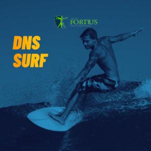 DNS voltado para a pratica do surfe.