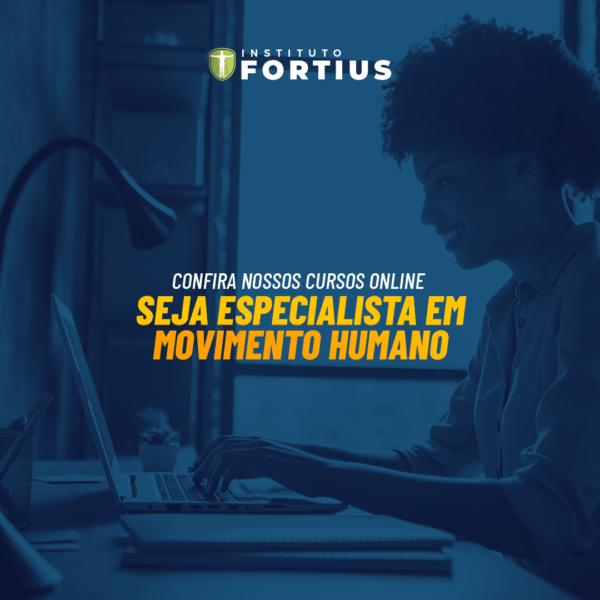 Cursos Online - Instituto Fortius.
